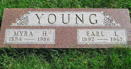 YOUNG, EARL L. - Marion County, Iowa | EARL L. YOUNG