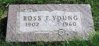 YOUNG, ROSS T. - Marion County, Iowa | ROSS T. YOUNG