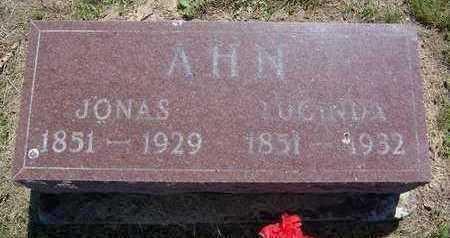 AHN, JONAS - Marion County, Iowa | JONAS AHN