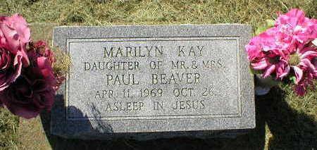 BEAVER, MARILYN KAY - Marion County, Iowa | MARILYN KAY BEAVER