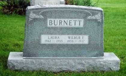 BURNETT, LAURA - Marion County, Iowa | LAURA BURNETT