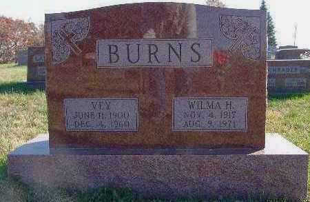 BURNS, VEY - Marion County, Iowa | VEY BURNS