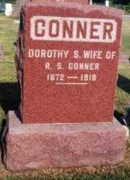 BISHOP CONNER, DOROTHY S. - Marion County, Iowa | DOROTHY S. BISHOP CONNER