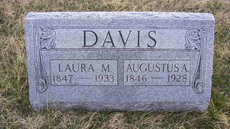 DAVIS, LAURA - Marion County, Iowa | LAURA DAVIS