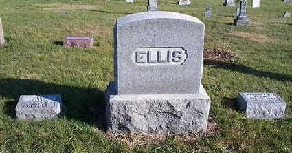 ELLIS, HARRIET K. - Marion County, Iowa | HARRIET K. ELLIS