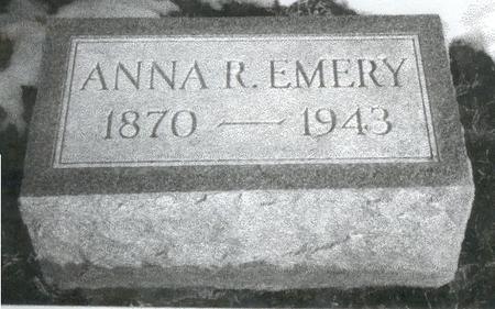 EMERY, ANNA RACHEL - Marion County, Iowa | ANNA RACHEL EMERY