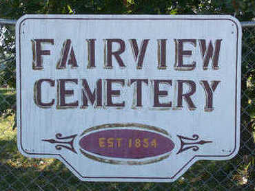 FAIRVIEW, CEMETERY - Marion County, Iowa | CEMETERY FAIRVIEW