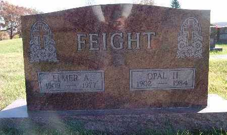 FEIGHT, ELMER A. - Marion County, Iowa | ELMER A. FEIGHT