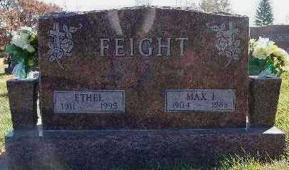 FEIGHT, ETHEL - Marion County, Iowa | ETHEL FEIGHT