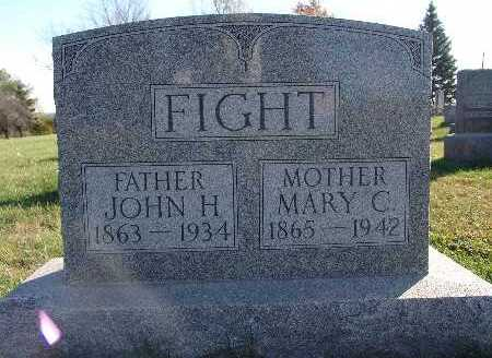 FIGHT, MARY C. - Marion County, Iowa | MARY C. FIGHT