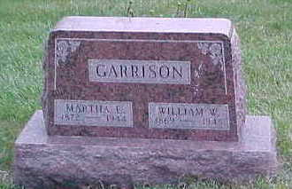 GARRISON, WILLIAM - Marion County, Iowa | WILLIAM GARRISON
