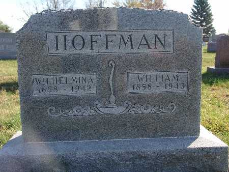 HOFFMAN, WILLIAM - Marion County, Iowa | WILLIAM HOFFMAN