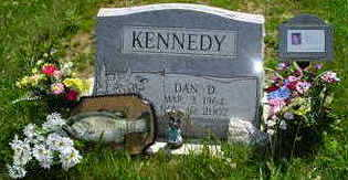 KENNEDY, DAN D. - Marion County, Iowa | DAN D. KENNEDY