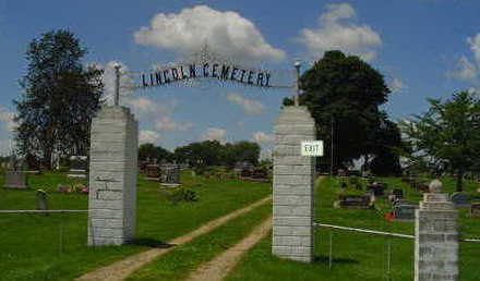 LINCOLN, CEMETERY - Marion County, Iowa | CEMETERY LINCOLN