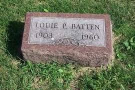 BATTEN, LOUIE PAUL - Marion County, Iowa | LOUIE PAUL BATTEN