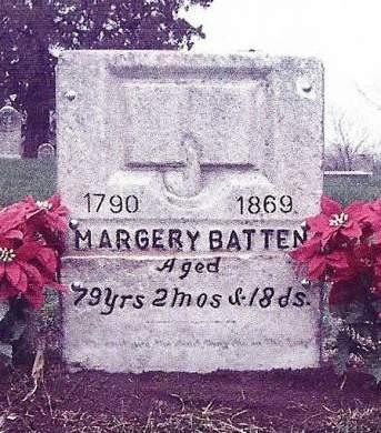 BATTEN, MARGERY CRAVEN - Marion County, Iowa | MARGERY CRAVEN BATTEN