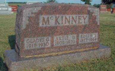 MARSH MCKINNEY, EDITH LILA - Marion County, Iowa | EDITH LILA MARSH MCKINNEY
