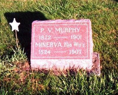 MURPHY, MINERVA - Marion County, Iowa | MINERVA MURPHY