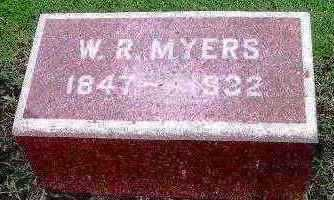 MYERS, WILLIAM - Marion County, Iowa | WILLIAM MYERS