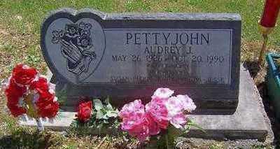 AHN PETTYJOHN, AUDREY J. - Marion County, Iowa | AUDREY J. AHN PETTYJOHN
