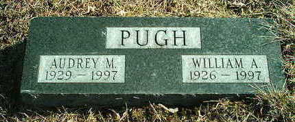 PUGH, WILLIAM  A. - Marion County, Iowa | WILLIAM  A. PUGH