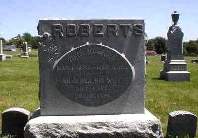 ROBERTS, VIRGIL - Marion County, Iowa | VIRGIL ROBERTS