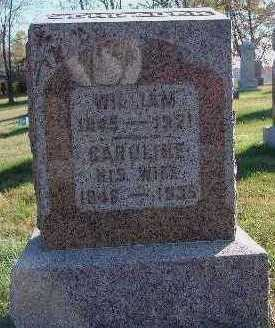 SCHRADER, WILLIAM - Marion County, Iowa | WILLIAM SCHRADER