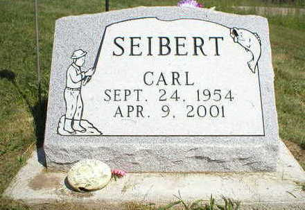 SEIBERT, CARL - Marion County, Iowa | CARL SEIBERT