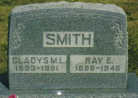 SMITH, GLADYS M. L. - Marion County, Iowa | GLADYS M. L. SMITH