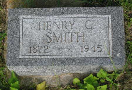 SMITH, HENRY G. - Marion County, Iowa | HENRY G. SMITH