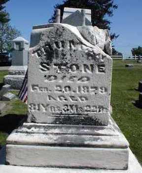 TRUMAN, STONE - Marion County, Iowa | STONE TRUMAN