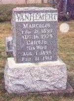 VAN HEMERT, BARTJE OR BERTHA - Marion County, Iowa | BARTJE OR BERTHA VAN HEMERT
