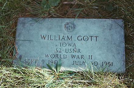 GOTT, WILLIAM - Marion County, Iowa | WILLIAM GOTT
