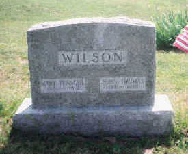WILSON, MARY BLANCHE - Marion County, Iowa | MARY BLANCHE WILSON