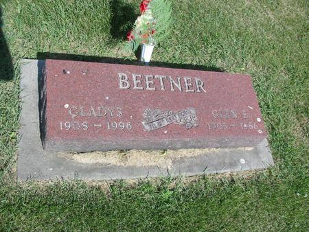 BEETNER, GLADYS - Marshall County, Iowa | GLADYS BEETNER