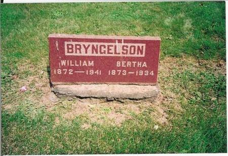 BRYNGELSON, WILLIAM & BERTHA - Marshall County, Iowa | WILLIAM & BERTHA BRYNGELSON