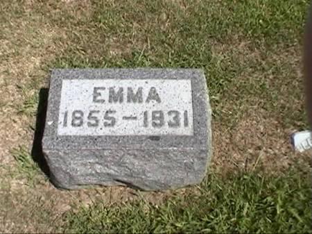 LEIBSLE, EMMA (COPPERSMITH) - Marshall County, Iowa   EMMA (COPPERSMITH) LEIBSLE