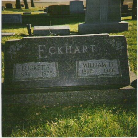 ECKHART, WILLIAM H. - Marshall County, Iowa | WILLIAM H. ECKHART