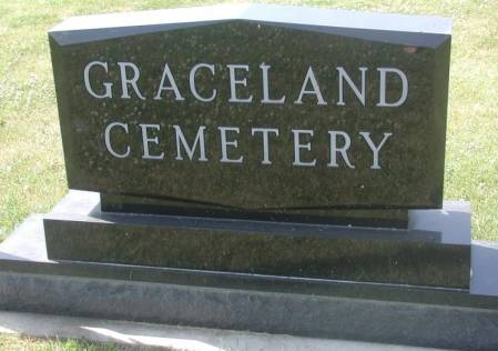 GRACELAND (LAUREL), CEMETERY - Marshall County, Iowa | CEMETERY GRACELAND (LAUREL)