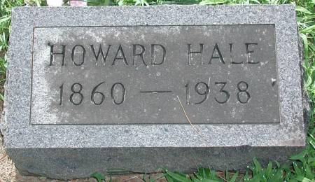 HALE, HOWARD - Marshall County, Iowa | HOWARD HALE