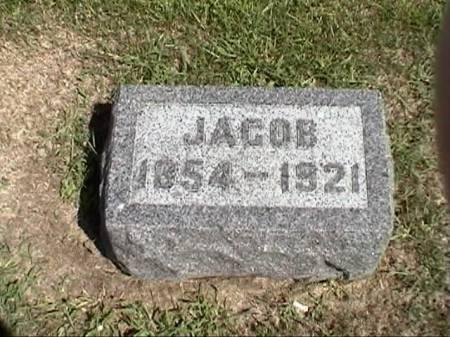 LEIBSLE, JACOB - Marshall County, Iowa   JACOB LEIBSLE