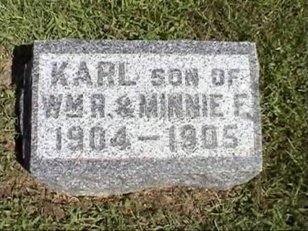 LEIBSLE, KARL - Marshall County, Iowa | KARL LEIBSLE