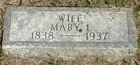 SHEARER, MARY I. - Marshall County, Iowa | MARY I. SHEARER