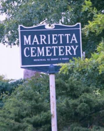 MARIETTA, CEMETERY - Marshall County, Iowa | CEMETERY MARIETTA