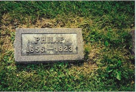SHERIDAN, PHILIP - Marshall County, Iowa | PHILIP SHERIDAN