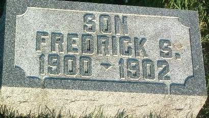 AGAN, FREDRICK S. - Mills County, Iowa | FREDRICK S. AGAN