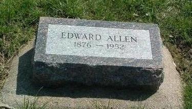 ALLEN, EDWARD - Mills County, Iowa | EDWARD ALLEN