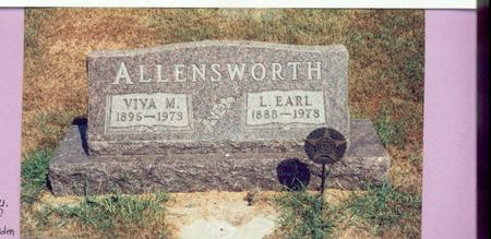 ALLENSWORTH, VIVA MARIE - Mills County, Iowa | VIVA MARIE ALLENSWORTH