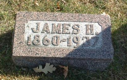 ANDERSON, JAMES H. - Mills County, Iowa | JAMES H. ANDERSON