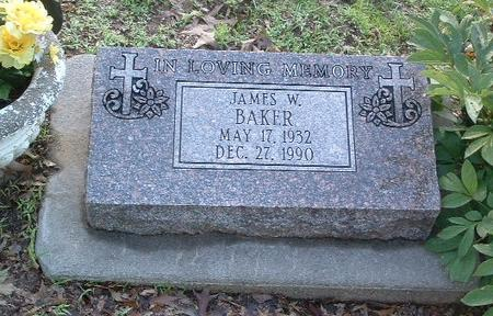 BAKER, JAMES W. - Mills County, Iowa | JAMES W. BAKER
